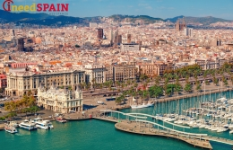 Barcelona mayor's office unhappy with the city port's expansion